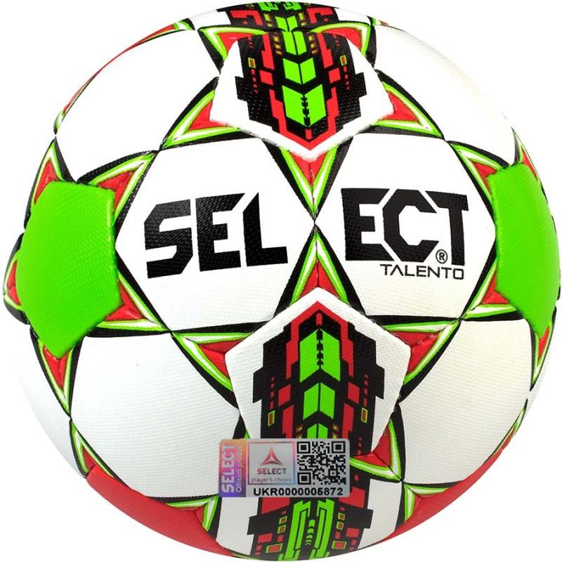 Футбольный мяч Select Talento размер 4
