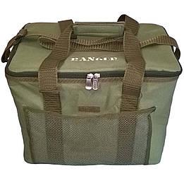 Сумка холодильник Ranger HB5-M RA 9905, зеленая 15 литров