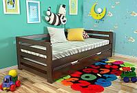 Кровать детская деревянная Немо