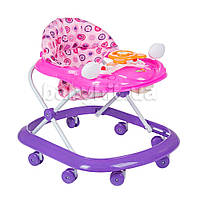 Ходунки дитячі Babyhit First step Purple