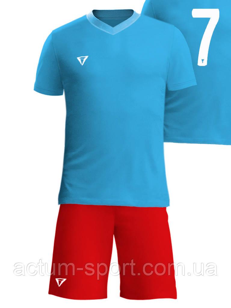 Футбольная форма Universal Titar