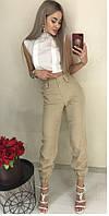 Костюм жіночий штани і блузка
