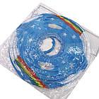 """Бумажный декор для праздника """"Воздушный шар"""" красный с белым, фото 2"""