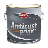 Антикоррозионная грунтовка для металла Gjoco Antirustprimer, 3 л