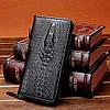 Чоловіче портмоне Aligator (гаманець, клатч) + подарунок Фітнес-браслет Xiaomi Mi Band M3, фото 3