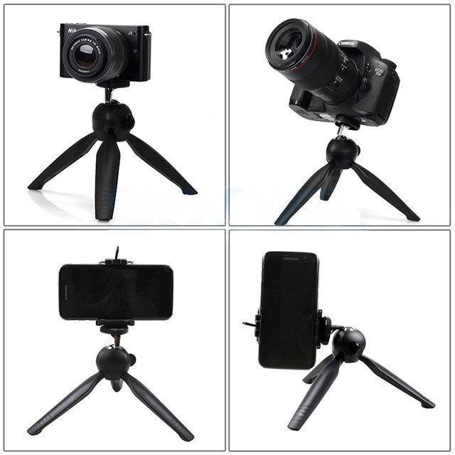 Штатив / тренога / трипод для телефона / фотоаппарата YUNTENG YT-228