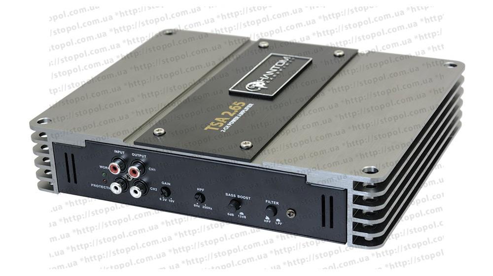 Усилитель Phantom TSA 2.65 (двухканальный)
