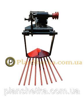 Картоплекопалка до мотоблока и мототрактора грохотная под ремень, фото 2
