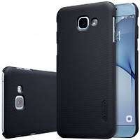 Чехол Nillkin Matte для Samsung A810 Galaxy A8 (2016) (+ пленка) (Черный)