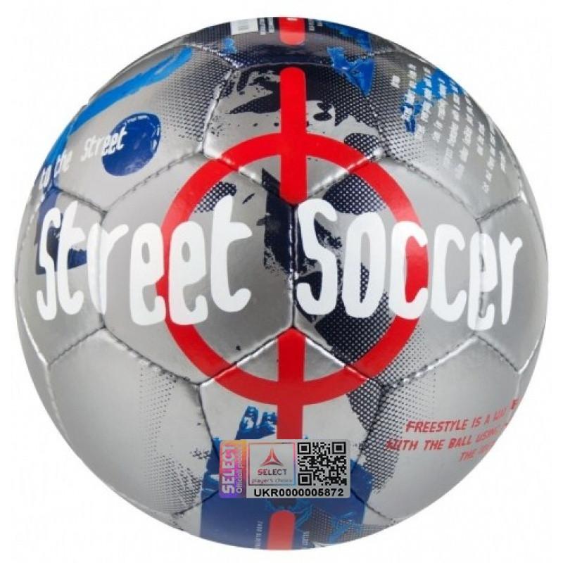 Футбольный мяч Select Street Soccer 095521-2