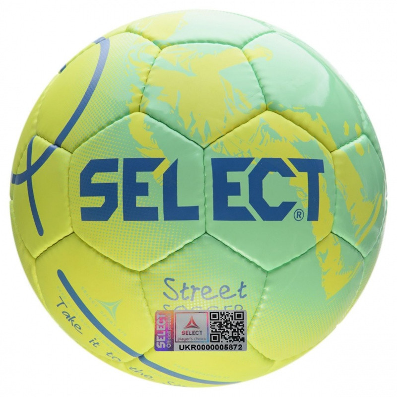 Футбольный мяч Select Street Soccer 27747