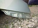 Крыло переднее правое Nissan Primera 11 1999-2001г.в рестайл бирюза, фото 2