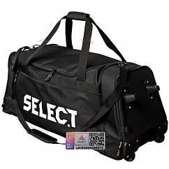Сумка спортивная на колесах Select Napoli Team Bag with Wheels(88x35x37)