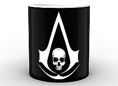 Кружка GeekLand Assassin's CreedКредо Ассасинаэмблема AC.02.25