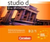 Studio d - Die Mittelstufe : CD B2 Band 1