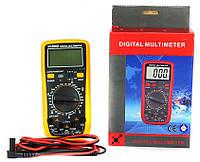 Цифровий мультиметр Digital Multimeter VC890D, фото 1