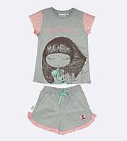 Пижама футболка + шорты Anekke для девочки, SE2177