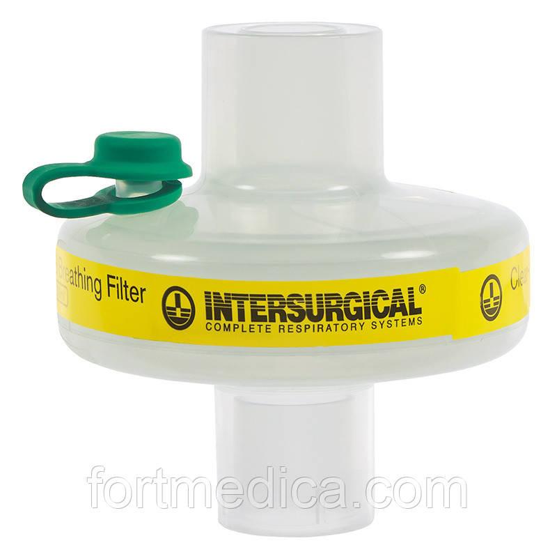 Дыхательный вирусо-бактериальный фильтр Intersurgical CLEAR-GUARD