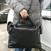 Женская кожаная сумка Италия , внутри лейба подтверждающая качество made in italy