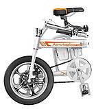 Электровелосипед AIRWHEEL R5T 214.6WH (белый), фото 7