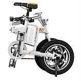 Электровелосипед AIRWHEEL R5T 214.6WH (белый), фото 8