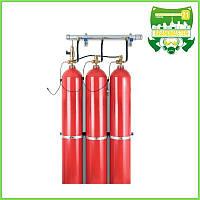 Повна система пожежогасіння СО2 Brandmaster