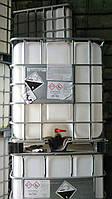 Еврокуб пластиковый 1000 литров на металлическом/пластиковом поддоне