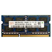 Оперативная память Hynix SODIMM DDR3L-1600 4096MB PC3L-12800 HMT451S6BFR8A-PB (F00089011)