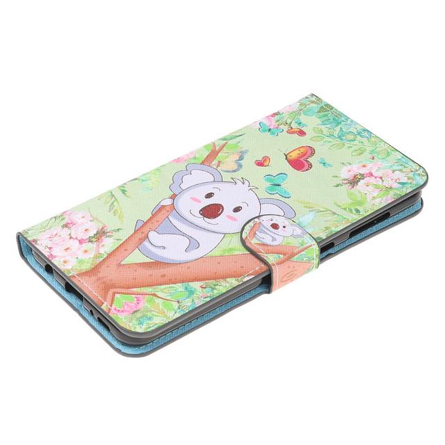 Samsung Galaxy a50 чехол книжка коала