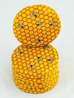 Крышка с пчелами 58 мм