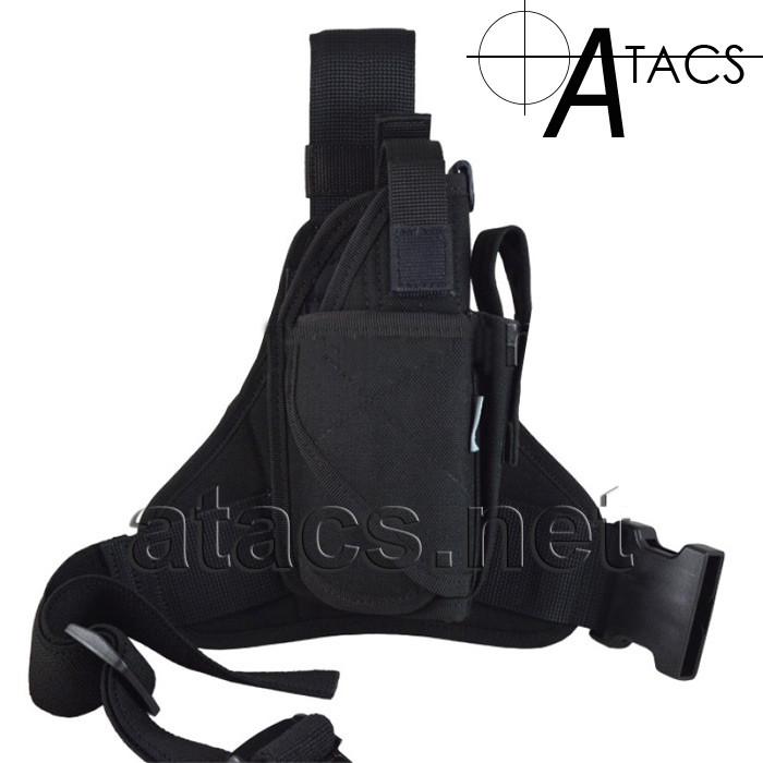Набедренная универсальная кобура A-line Т16 черная