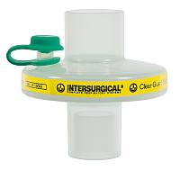 Дыхательный вирусо-бактериальный фильтр Intersurgical CLEAR-GUARD MIDI