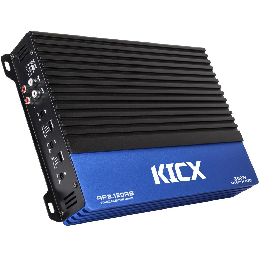 Підсилювач Kicx AP 2.120 AB (двоканальний)
