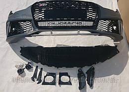 Бампер передний Audi A7 стиль RS7 16-17