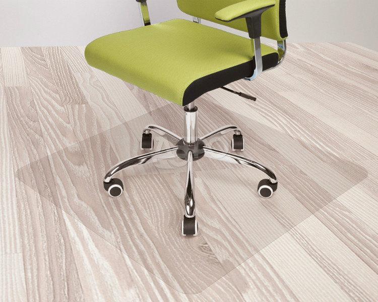 Защитный коврик под кресло 0,8 мм - 125*200 см. прозрачный