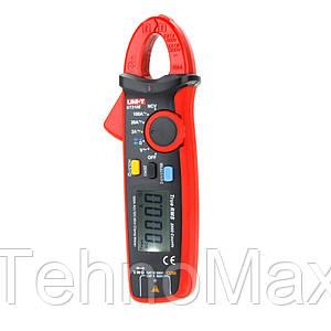 Токоизмерительные клещи UNI-T UT210E с с функцией мультиметра и трассоискателя