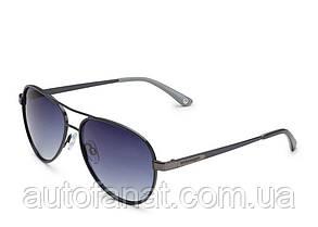 Оригинальные солнцезащитные очки Volkswagen Logo Unisex Sunglasses, Aviator, Dark Grey (33D087900)