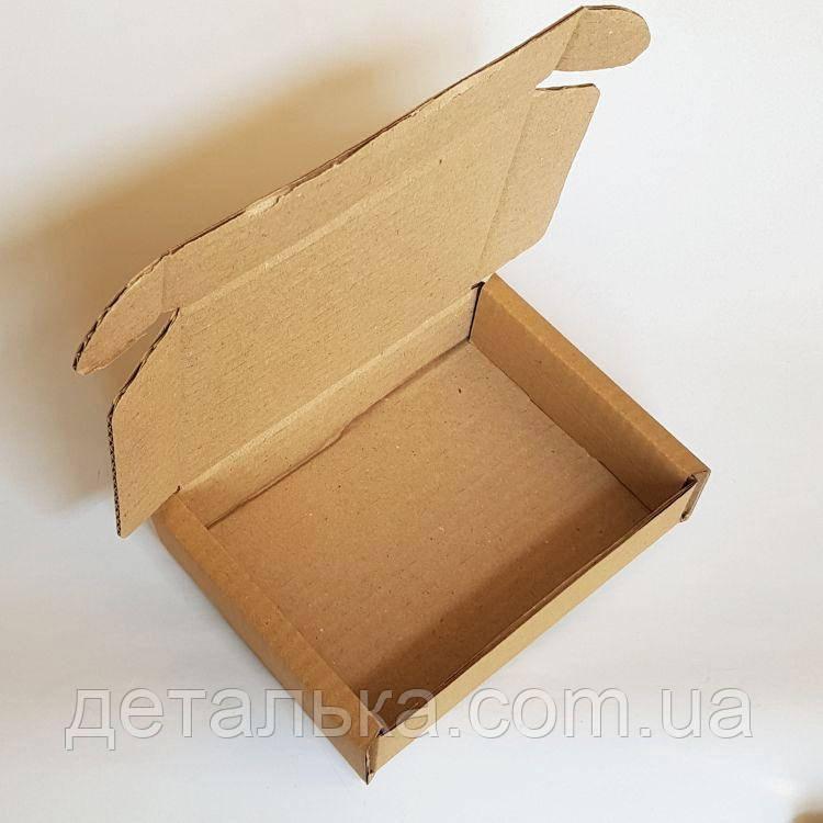 Самосборные картонные коробки 238*154*25 мм.