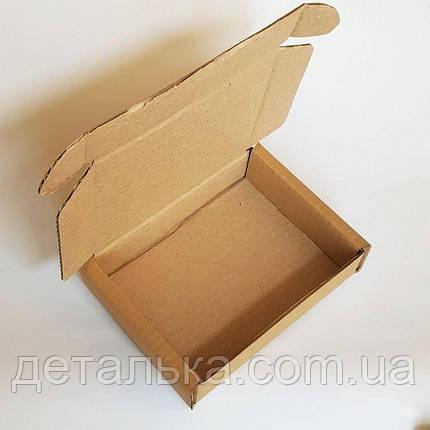 Самосборные картонные коробки 238*154*25 мм., фото 2