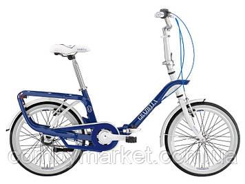 Велосипед женский складывающийся Graziella Salvador