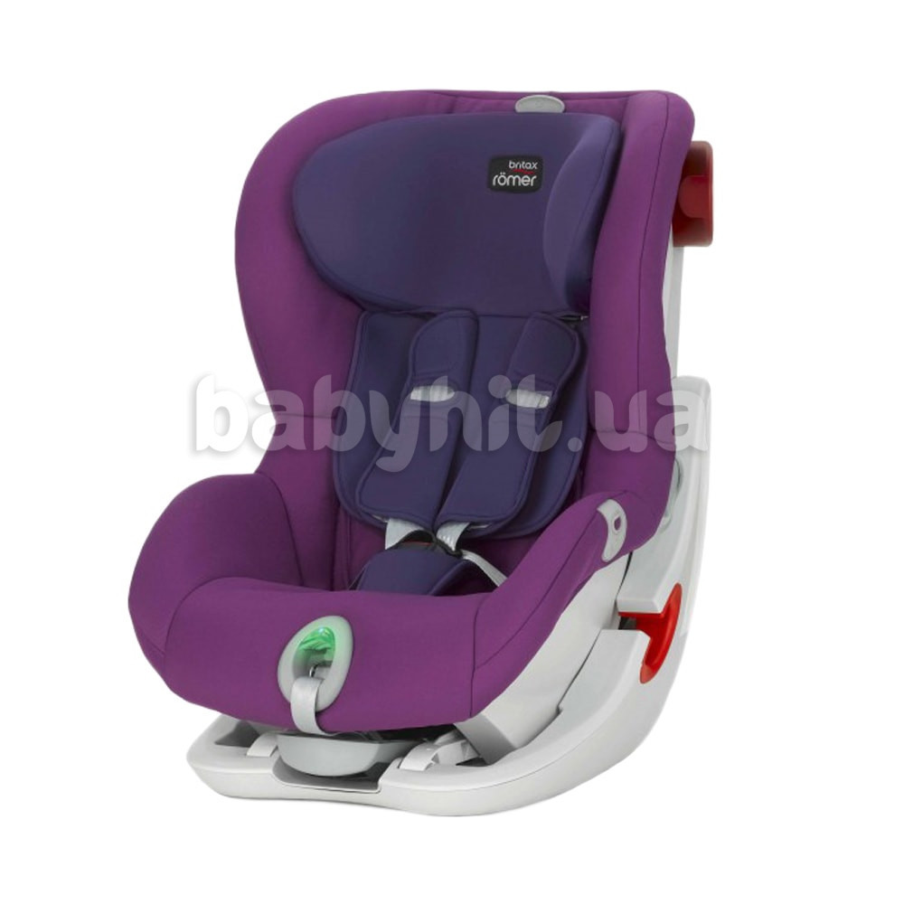 Автокрісло Britax King II ATS Mineral Purple
