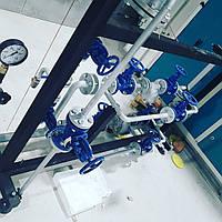 Проектирование теплоснабжения калориферов