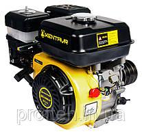 Бензиновий двигун Кентавр ДВЗ-200БЗР (6,5 л. с, шпонка Ø19,05, L=58.5 мм, 3-х шків)