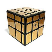 Кубик Рубика 3x3 Диво-Кубик Зеркальный Золотой