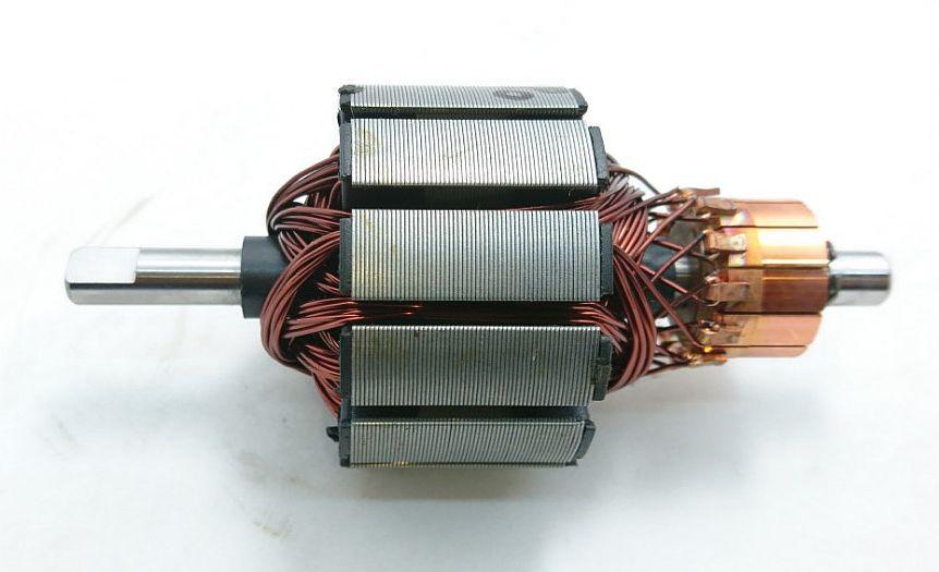 Ротор для автокомпрессора ø52.5х28.5х112