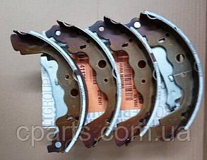 Колодки тормозные задние Renault Dokker (оригинал)