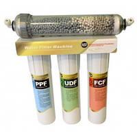 Тройной фильтр очистки и ионизации Esperon, Ашбах