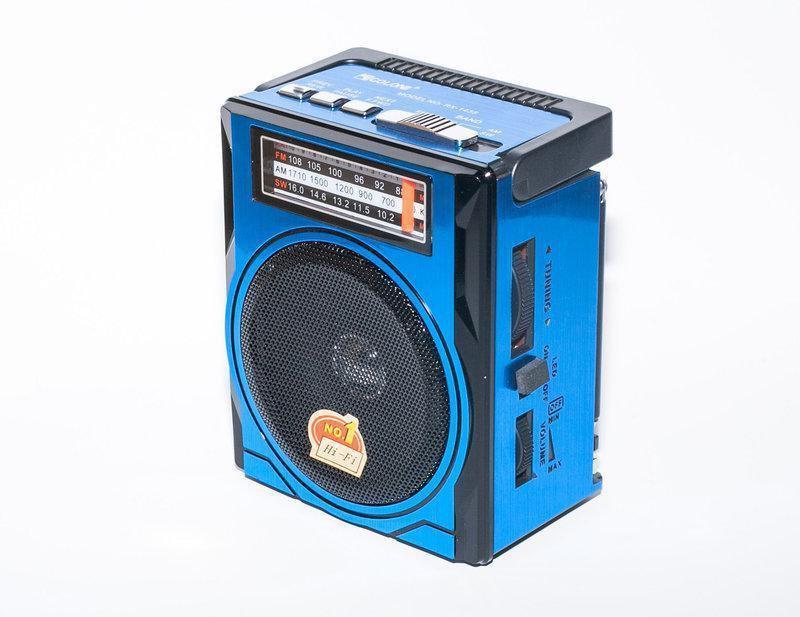 Радиоприемник аккумуляторный, портативный  RX 1435