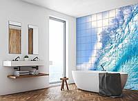 Керамическая фотоплитка Print Color Моря и океаны Волна