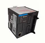 Базовий модуль контролера з серії AS300 Delta Electronics, 16DI/16DO транзисторні виходи, Ethernet, фото 2